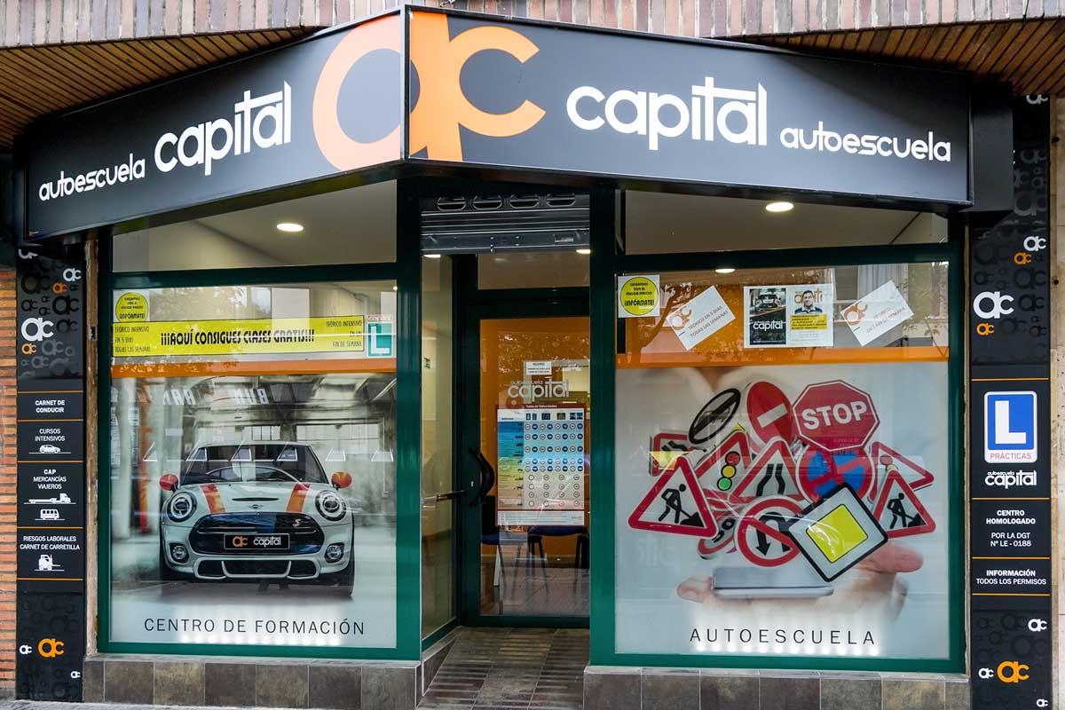 autoescuela leon capital